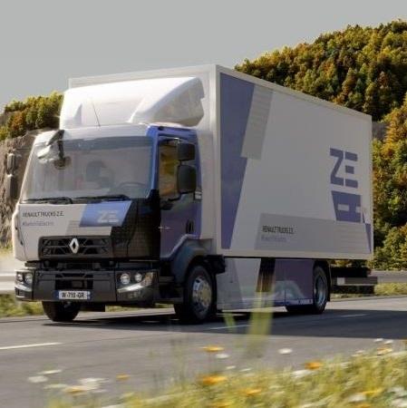Renault Trucks premio a la excelencia técnica en Reino Unido por su gama eléctrica