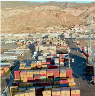 J.Carrión y la naviera Sealink se alían para una nueva ruta Almería-Portsmouth